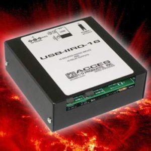 USB ACCES IO acquisition de données