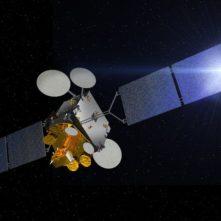 Space satelitte